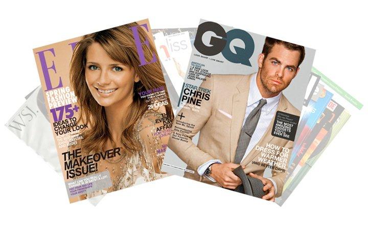 Magazine Cover – Graphic Design
